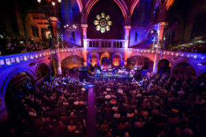 The Union Chapel Islington